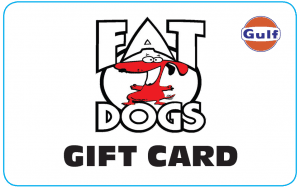Fat Dogs Gift Card
