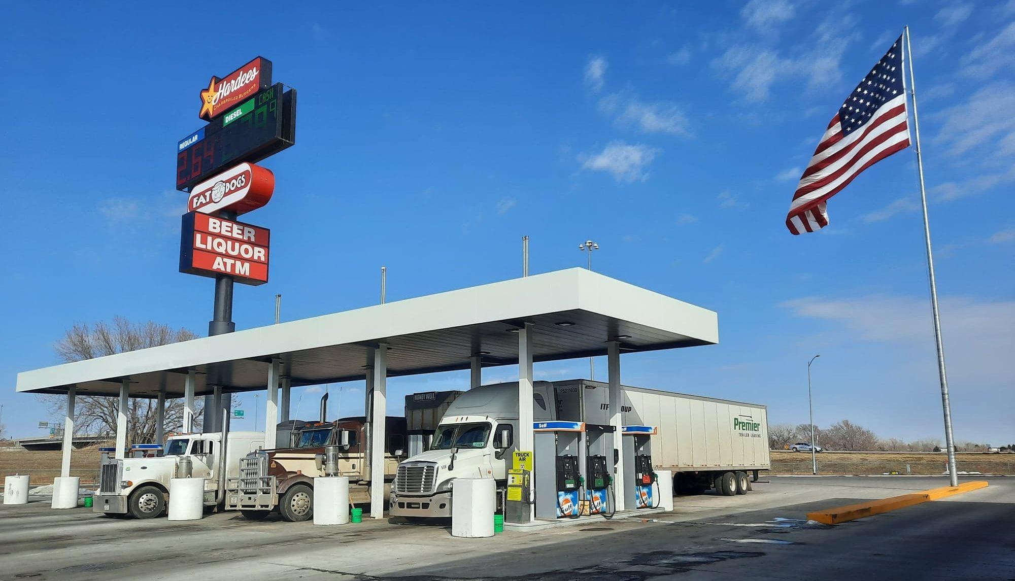 Fat Dogs Fuel Station Fleet Card