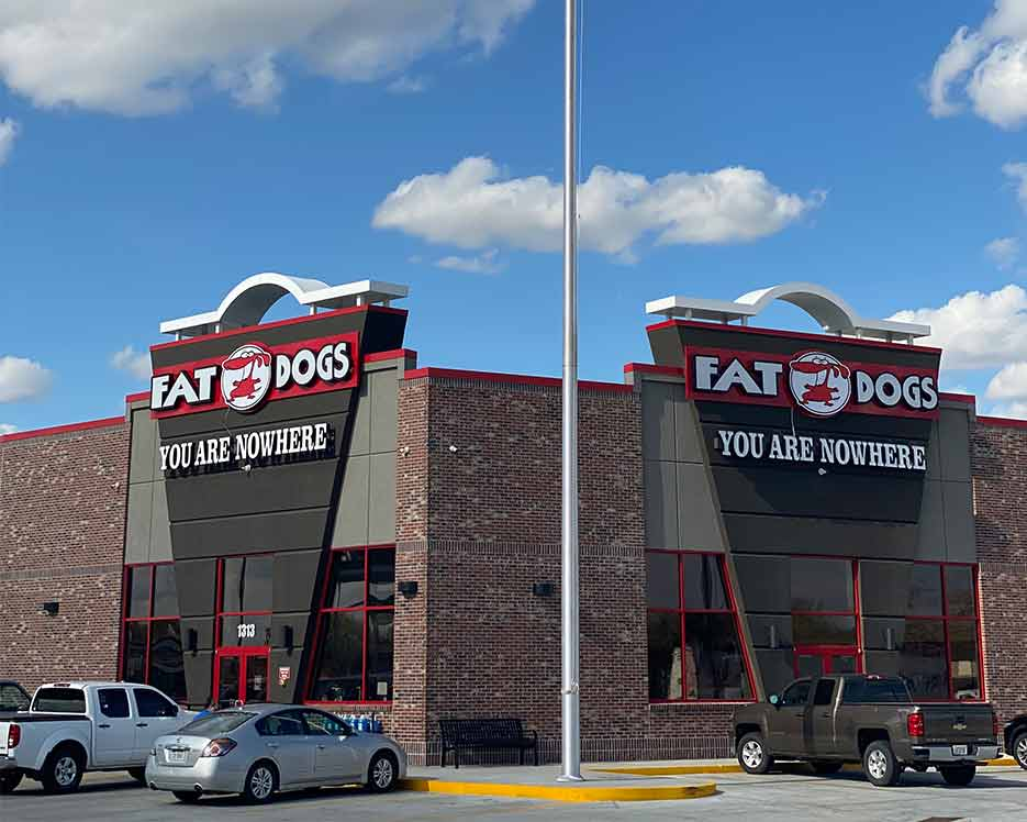 Fat Dogs Convenience Store North Platte North Outdoor Image